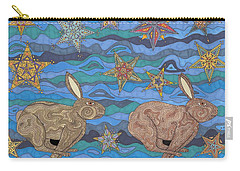 Year Of The Rabbit Carry-all Pouch