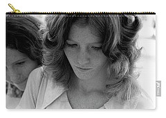 Yearbook Signing, 1972, Part 2 Carry-all Pouch