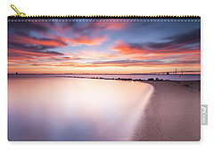 Carry-all Pouch featuring the photograph Yearning For More by Edward Kreis
