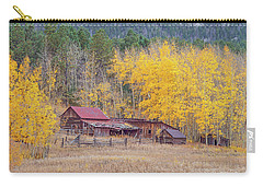 Yearning For The Tranquility Of A Rustic Milieu  Carry-all Pouch