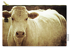 Carry-all Pouch featuring the photograph Yeg 3110 by Trish Mistric