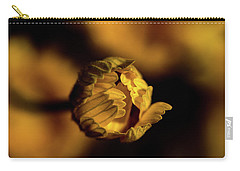 Yelllow Carry-all Pouch by Jay Stockhaus