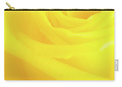 Yello Rose Carry-all Pouch