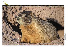 Yellow-bellied Marmot - Capitol Reef National Park Carry-all Pouch