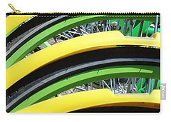 Yellow Bike Fenders Carry-all Pouch