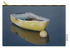 Yellow Rowboat Carry-all Pouch
