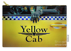 Yellow Cab Carry-all Pouch