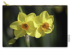 Yellow Daffodils 2 Carry-all Pouch