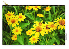 Yellow Flowers No. 2 Carry-all Pouch