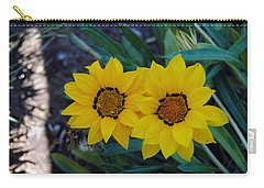 Gazania Rigens - Treasure Flower Carry-all Pouch