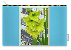 Yellow Gladiolas Carry-all Pouch