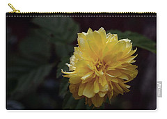 Carry-all Pouch featuring the photograph Yellow by Keith Elliott