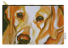 Yellow Lab Amazing Grace Carry-all Pouch