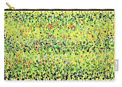 Yellow Mirage Carry-all Pouch