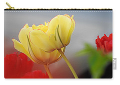 Yellow Pair Carry-all Pouch