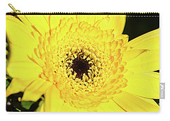 Yellow Pedal Carry-all Pouch