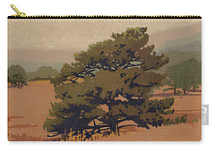 Yellow Pine Carry-all Pouch by Dan Miller