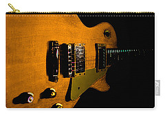 Yellow Relic Guitar Hover Series Carry-all Pouch