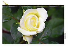 Yellow Rose 1 Carry-all Pouch