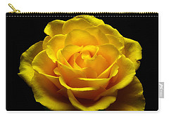 Yellow Rose 4 Carry-all Pouch