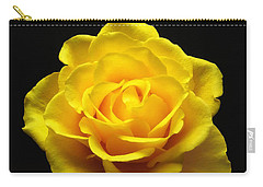Yellow Rose 6 Carry-all Pouch