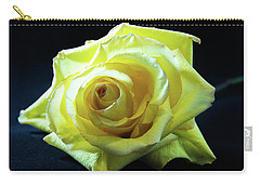 Yellow Rose-7 Carry-all Pouch