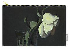 Yellow Rose No. 3 Carry-all Pouch
