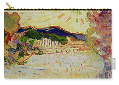 Beynac Et Cazenac , Dordogne , Yellow Sunshine  Carry-all Pouch