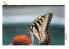 Yellow Swallowtail II Carry-all Pouch