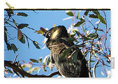 Yellow-tailed Black Cockatoo Carry-all Pouch