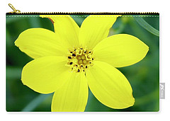 Yellow Threadleaf Carry-all Pouch