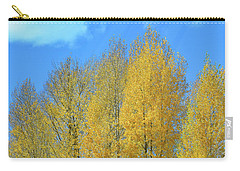 Yellow Trees No. 4 Carry-all Pouch