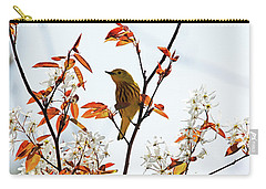 Yellow Warbler Carry-all Pouch