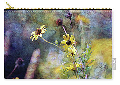 Yellow Wildflowers 3230 Idp_2 Carry-all Pouch