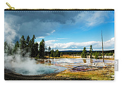 Yellowstone Colors #1 Carry-all Pouch