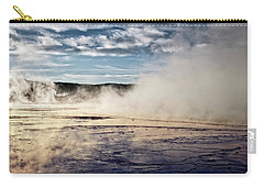 Yellowstone Colors #10 Carry-all Pouch
