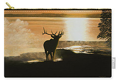 Yellowstone's Monarch Carry-all Pouch