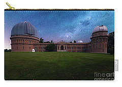 Carry-all Pouch featuring the photograph Yerkes Observatory Williams Bay by Tom Jelen