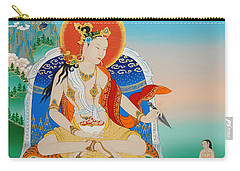 Yeshe Tsogyal Carry-all Pouch by Sergey Noskov