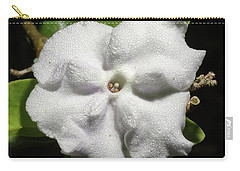 Carry-all Pouch featuring the photograph Yesterday, Today And Tomorrow by Richard Rizzo