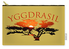 Yggdrasil- The World Tree Carry-all Pouch