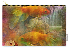 Yin Yang 2015 Carry-all Pouch