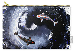 Yin - Yang Carry-all Pouch