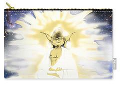 Yoda Budda Carry-all Pouch