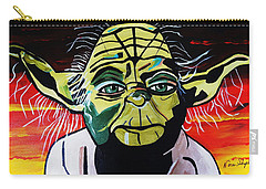 Yoda  Come Home Carry-all Pouch