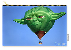 Yoda In The Sky Carry-all Pouch