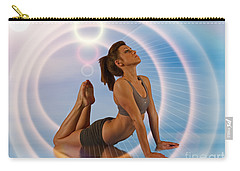Yoga Girl 1209206 Carry-all Pouch