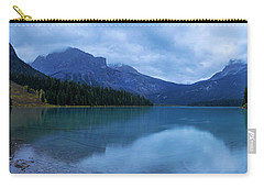 Carry-all Pouch featuring the photograph Yoho by Chad Dutson