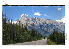 Yoho National Park Carry-all Pouch