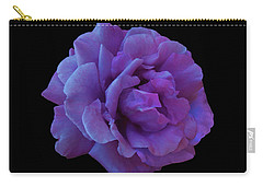 Carry-all Pouch featuring the photograph Yolanda by Mark Blauhoefer